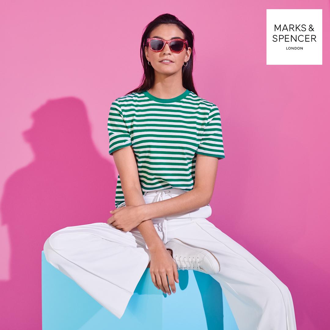Літо стає ще яскравішим із Marks & Spencer! - kiev.karavan.com.ua