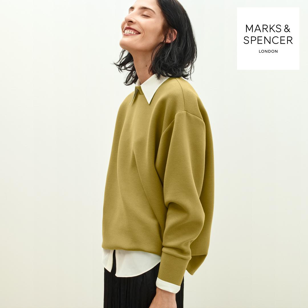 Marks & Spencer презентує нову колекцію одягу та спідньої білизни - kiev.karavan.com.ua
